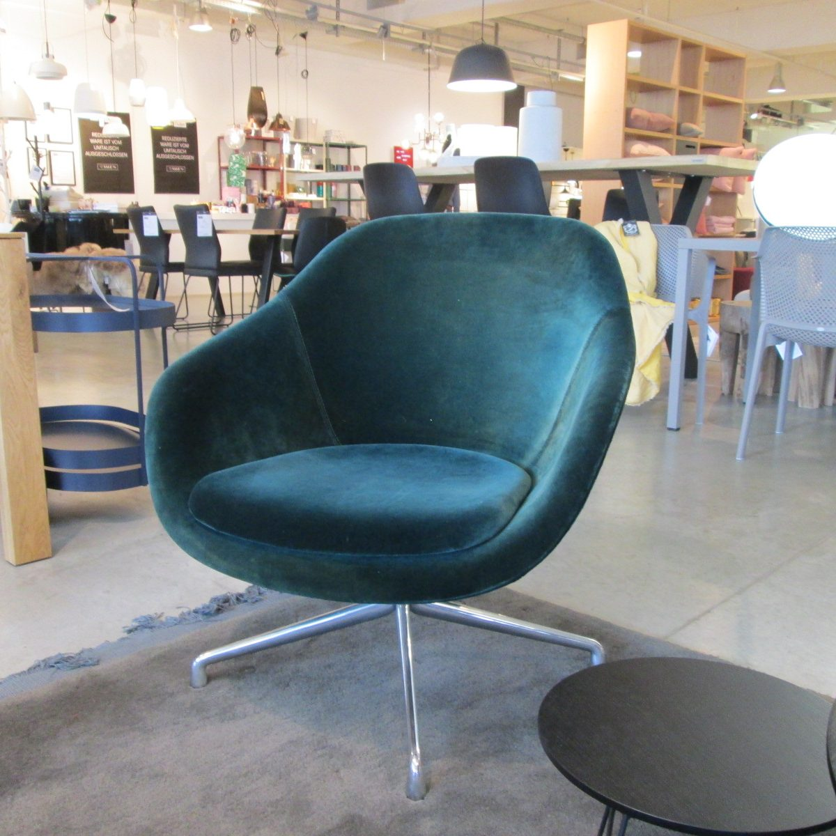 Mathes Outlet Produkte Hay About A Lounge Chair